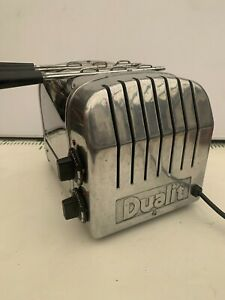 Dualit  Auto 2-S 2 Toaster  Silber Classic 1500W