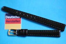 10mm Watch Band Dark Green Boxcalf Leather by Rios from Deutschland