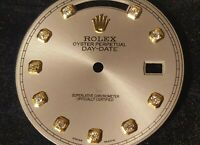 Rolex Day-Date President's Diamond Hour Markers 36mm