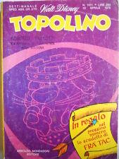 Topolino n°1011 [G.276] - BUONO –