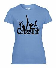 New Ladies gym box exercise T-Shirt