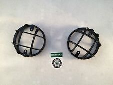 Bearmach Land Rover Series & Defender Lamp Guard For Round 70MM LAMPS - BA012D