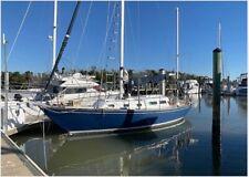 """1969 Allied Sea Breeze 34'6"""" Sailboat - Florida"""