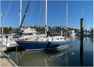 "1969 Allied Sea Breeze 34'6"" Sailboat - Florida"