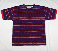 453691984 Vintage 90 s Surf T Shirt All Over Pattern (Deadstock NOS)