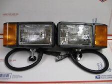 MEYER & UNIVERSAL PLOW LIGHTS- NEW DRIVERS PASSENGER SIDE MADE BY TRUCK-LITE ATL