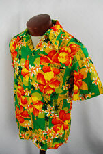 Vintage Pacific Isle Hawaiian Shirt - Medium