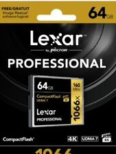 Lexar CompactFlash I Camera Memory Cards with High Speed