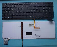 Clavier Sony Vaio pcg-41414m VPCSE vpc-se1c9e Backlit illumine Keyboard FR