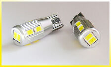 501 W5W T10 10 SMD LED SIDELIGHT INTERIOR CAN OBC ERROR FREE NEW bulbs AUDI 2