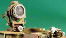 Milicast ACC14 1/76 Resin WWII UHU Infrared System For Sdkfz. 251/20 Halftrack
