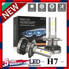 Мини H7 светодиодный фары лампы комплект для переоборудования 200 Вт 48000 лм 6000K Hi/Lo луч лампы