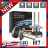 2XMINI H7 LED Headlight Bulbs Conversion Kit 200W 48000LM 6000K Hi/Lo Beam Lamps