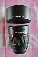 objectif 85mm f1.4 Bell+Howell