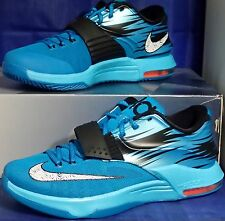Nike KD VII 7 Clearwater Kevin Durant SZ 11 ( 653996-414 )