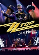 ZZ Top - Live at Montreux 2013 [New DVD]