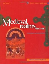 Medieval Realms 1066-1500 (Oxford History Study Uni... by Watson, Paul Paperback