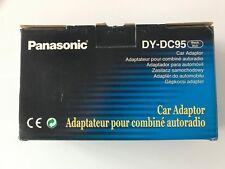 PANASONIC DY-DC95 EG-K  CAR ADAPTOR FOR PORTABLE DVD PLAYERS - NEW SEALED