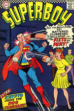 Superboy #131 G, cover detached, stains on B/C, Dc Comics 1966