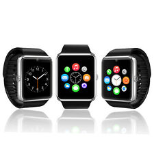 Unlocked! 2-in-1 GSM SmartWatch&Phone + BT Camera Pedometer Touch Screen