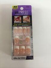 KISS imPRESS False Nails Press On Manicure - Vexed & Vicious 24 Nails