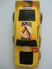 LOTE 2 SLOT CARS COCHES FORD MUSTANG REF. 4049 SCALEXTRIC EXIN MADE IN SPAIN