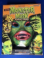 Super7 Creature Black Lagoon Mask Universal Monsters Green Halloween Retro Class