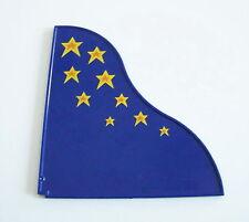 PLAYMOBIL (U2220) CIRQUE - Mur Bleu Décoration Etoile Romani 3720 4061