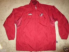 Arizona Coyotes NHL Hockey CCM Yotes Red Jacket M Medium med mens