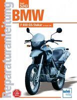 BMW F 650 GS Dakar ab 2000 Reparaturanleitung Reparatur-Handbuch Reparaturbuch