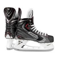 BAUER »Vapor X100« Eishockey Schlittschuhe Eislaufschlittschuhe (Gr. 45.5, EE)