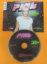 CD Singolo PINK GET THE PARTY STARTED 2002 ARISTA 74321 90463 2 (S33)