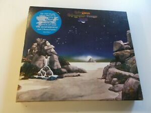 YES,TALES FROM TOPOGRAPHIC OCEANS,2 CD,2003