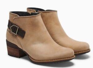 Merrill J001722 Shiloh II Bluff Boots - Camel Tan - Women's Size 11 - NIB NEW
