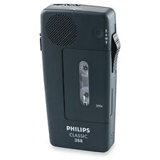Philips Pm388 Mini Cassette Voice Recorder - Portable (LFH038800B)