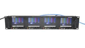 Marshall V-R44P-HDSDI Quad 3.5 LCD Rackmounted Monitor