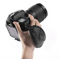Camera Wrist Strap Leather Hand Grip for Canon EOS Nikon Sony Olympus SLR/DSLR