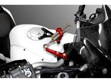 Ducabike Ducati Multistrada 1200 Ohlins Steering Damper Kit 2010-14 - Black-Red