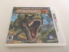 Combat of Giants: Dinosaurs 3D (Nintendo 3DS, 2011) NEW