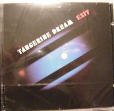 CD Tangerine Dream / Exit – Rock Album 1981 - OVP