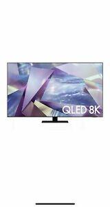 Samsung QE55Q700TA Q700 Smart 55 Inch 8K Ultra HD QLED Freeview HD and Freesat