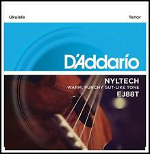 D'Addario EJ88T Nyltech Tenor Ukulele Strings tenor Uke String Set J88T
