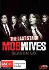 Mob Wives - The Last Stand - 3 Disc - Complete Season 6 Six - DVD