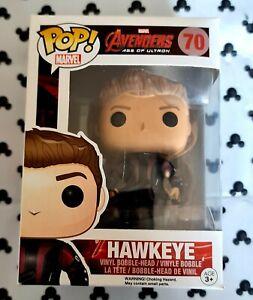 Funko Pop Marvel Avengers Age of Ultron 70 Hawkeye Disney Vinyl Figure