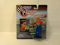 Kenner Starting Lineup Winner's Circle 1997 Driver Jeff Gordon Figure t2700