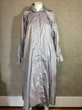 JL MILLAY VINTAGE RAINCOAT COAT LONG JACKET MEDIUM MISSING BELT