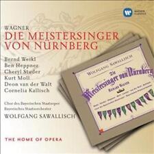 CD de musique classique opéra Richard Wagner