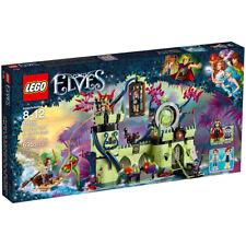 Lego Elfos 41188: desglose de la fortaleza del rey Duendes