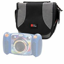 Padded Camera Case W/ Strap For Use W/ VTech Kidizoom Cameras (Incl Plus, Twist)