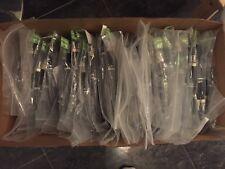 NEW!!! JobLot 59 x of Fibre Optic cables mix ST-ST SC/PC-ST/PC 2M 3M 62.5/125